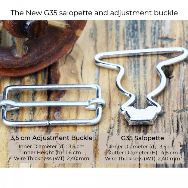 New Production - G35 Salopette