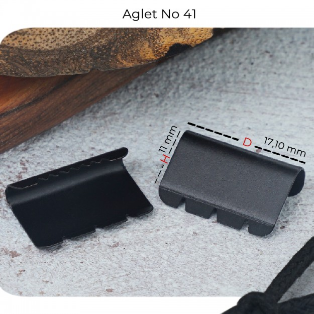 New Production - Aglet No 41