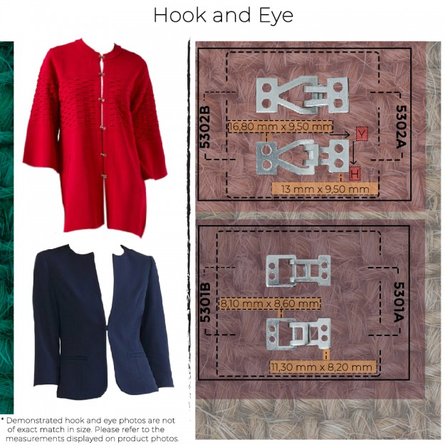 New Production - Hook and Eye