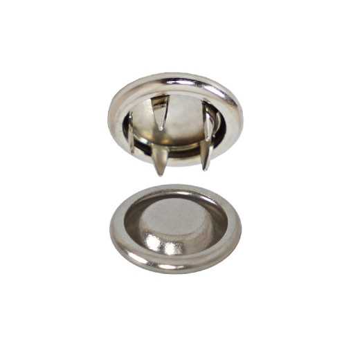 Prong Snap Button Rivet