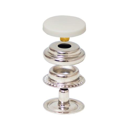 Vt2 Press Snap Button with Nylon Cap