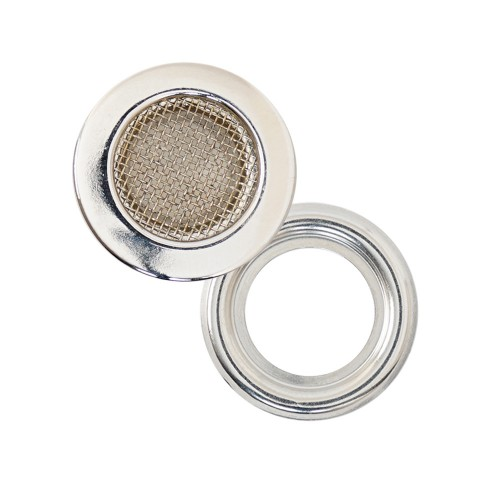 Mesh Eyelets in Brass