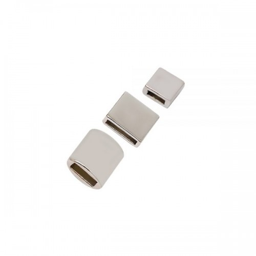 Alloyed Edged Cord Ends - 1