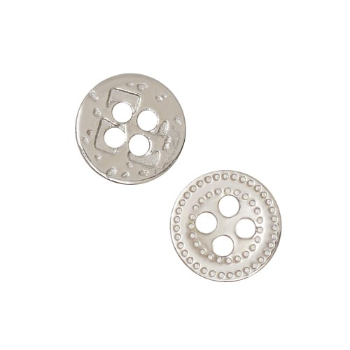Alloyed Sew On Buttons