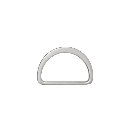 Alloyed Flat D Buckle