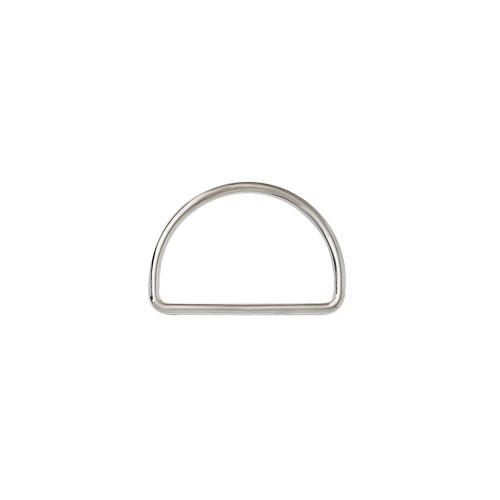 Alloyed D Ring Buckle